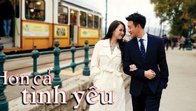 Phim truyền hình: Hơn cả tình yêu