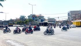 Nút giao Châu Văn Lồng, Nguyễn Văn Tỏ với QL 51 (TP Biên Hòa) được đề xuất xây dựng cầu vượt BOT