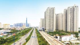 Xa lộ Hà Nội đoạn qua TP Thủ Đức
