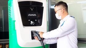 Đến năm 2030, Đà Nẵng có 300 trạm sạc ô tô điện