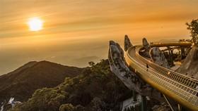 Cầu Vàng tại Bà Nà Hills được báo Anh bình chọn là kỳ quan mới của thế giới
