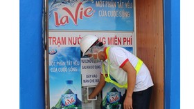La Vie đặt mục tiêu hoàn trả 100% nước sử dụng cho sản xuất đến năm 2025