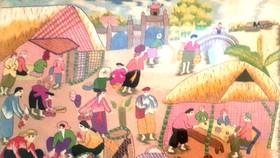 Hồn của gánh chợ quê