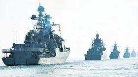 Hải quân Nga bắt đầu cuộc tập trận ở Biển Đen