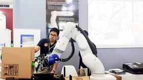 Một robot đa năng sản xuất tại Indonesia