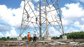 Tổng công ty Điện lực miền Nam (EVNSPC): Dốc sức hoàn thành đường dây 220kV Kiên Bình - Phú Quốc