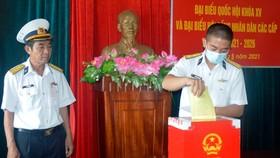 Đồng chí Vương Đình Huệ, Chủ tịch Quốc hội, Chủ tịch Hội đồng Bầu cử quốc gia: Sáng suốt lựa chọn những đại biểu thực sự xứng đáng