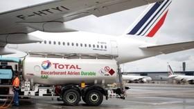 SAF được nạp vào máy bay của tập đoàn Air France-KLM