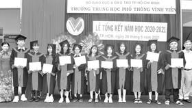 Trường THPT Vĩnh Viễn: Môi trường học tập lý tưởng của học sinh