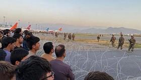 Sân bay Kabul. Nguồn: ndtv.com