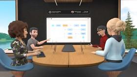 Facebook giới thiệu ứng dụng văn phòng thực tế ảo