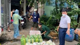 """Ngày đầu Bình Dương áp dụng """"thẻ thông hành vaccine"""": Người dân còn ngại ra đường"""