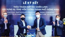 Sonkim Land và Viettel Networks trở thành đối tác chiến lược