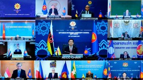 Cuộc họp Hội đồng Cộng đồng Kinh tế ASEAN (AECC) lần thứ 20