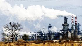 Nhà máy nhiệt điện than làm ô nhiễm môi trường trầm trọng ở Trung Quốc