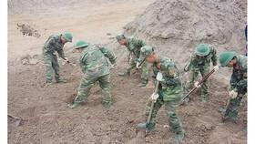 Tìm bằng được hài cốt liệt sĩ hy sinh trong sân bay Tân Sơn Nhất năm 1968