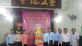Chúc mừng Ban quản trị Hội quán Sùng Chín