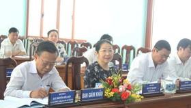 Thi tuyển chức danh trưởng phòng thuộc Ban Dân vận Thành ủy TPHCM