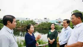 Phát triển không gian xanh, thân thiện từ nguồn lực trong dân