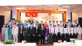 Ban Chấp hành Đảng bộ quận Tân Bình nhiệm kỳ mới ra mắt đại hội