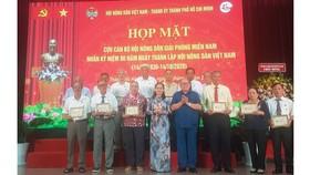 Xây dựng Hội Nông dân Việt Nam phát triển, nông dân giàu có, nông thôn văn minh, hiện đại