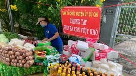 Nhiều mô hình tình nguyện hỗ trợ người dân những ngày giãn cách phòng, chống dịch Covid-19