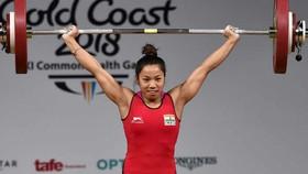Cơ hội cạnh tranh huy chương hạng 49kg nữ của Mirabai Chanu tại Olympic Tokyo 2020 được coi là sáng giá nhất