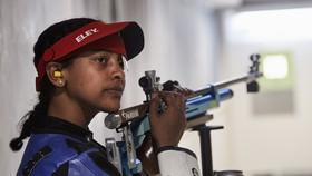 Bắn súng thể thao giúp Luna Solomon có thêm sự tự tin trong cuộc sống
