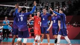 Sau chiến thắng ở trận bán kết, đội tuyển Pháp sẽ đối đấu cùng đại diện Ủy ban Olympic Nga trong trận tranh HCV diễn ra vào ngày 7-8