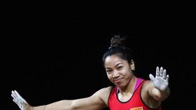 Mirabai Chanu sẽ cạnh tranh huy chương hạng 49kg nữ tại Giải vô địch cử tạ thế giới