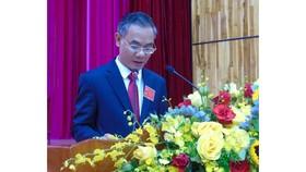 Đồng chí Phạm Thụy Luân làm Bí thư Thị ủy Phước Long