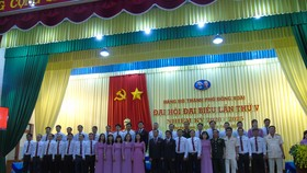Đồng chí Tôn Ngọc Hạnh tái đắc cử Bí thư Thành ủy Đồng Xoài