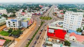 Ngã tư TP Đồng Xoài, Bình Phước