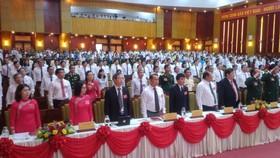 Đại hội đại biểu Đảng bộ tỉnh Tây Ninh lần thứ XI, nhiệm kỳ 2020- 2025 chính thức khai mạc