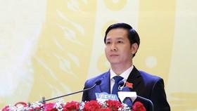 Đồng chí Nguyễn Thành Tâm