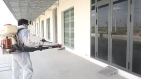 Cán bộ y tế tỉnh Bình Phước tham gia phòng chống dịch Covid- 19