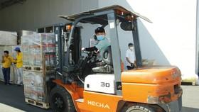 Bình Phước tháo gỡ khó khăn trong vận chuyển hàng hóa
