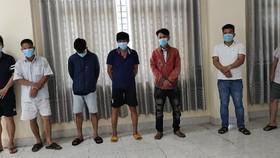 Triệt phá đường dây cá độ bóng đá qua mạng gần 1 tỷ đồng ở Bình Phước.
