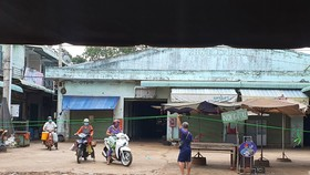 Giãn cách xã hội toàn huyện Lộc Ninh từ 12 giờ ngày 3-7.
