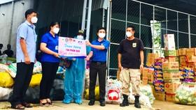 Cơ quan chức năng tỉnh Bình Phước chung tay phòng chống dịch Covid-19