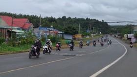 Người lao động từ Tây Nguyên quay lại TPHCM, Đồng Nai, Bình Dương tăng.