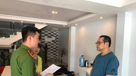 34 người Trung Quốc thuê trọn khách sạn để hoạt động phi pháp