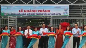 Đà Nẵng: Đưa vào hoạt động bể bơi phòng tránh đuối nước cho học sinh tiểu học
