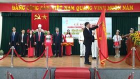 Đà Nẵng: Phường Hải Châu 1 đón nhận Huân chương Lao động hạng ba