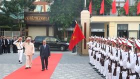 Thủ tướng Nguyễn Xuân Phúc: Đất nước đang chuyển mình mạnh mẽ