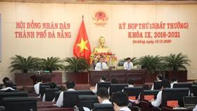 Đà Nẵng thông qua gói 150 tỷ đồng để mua trang thiết bị phòng chống dịch Covid-19