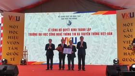 Đại học Đà Nẵng có trường chuyên về công nghệ thông tin và truyền thông