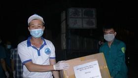 Hội đồng hương Hòa Vang tại TPHCM chung tay cùng Đà Nẵng chống dịch