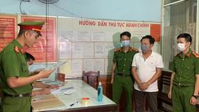 Bắt một giám đốc doanh nghiệp ở Đà Nẵng vì hành vi cưỡng đoạt tài sản