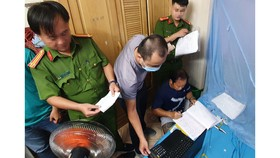Triệt phá đường dây đánh bạc trên 3.000 tỷ đồng tại Đà Nẵng và Gia Lai